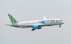 Bamboo Airways khẳng định không thuê Boeing 787-9 từ đối tác Trung Quốc