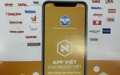Ra mắt nền tảng Appnews Việt Nam, ứng dụng công nghệ vào báo chí