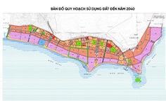 Giới đầu tư hướng về Bình Thuận sau công bố quy hoạch Tân Thành