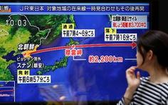Truyền hình Nhật đưa tin nhầm vụ Triều Tiên phóng tên lửa làm 'quà Giáng sinh'