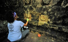 Phát hiện dinh thự cổ của người Maya có niên đại hơn 1.000 năm ở Mexico