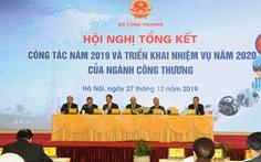 Thủ tướng yêu cầu không để mất thị trường bán lẻ Việt Nam