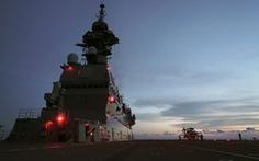Nhật đưa tàu khu trục đến Trung Đông