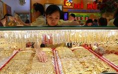 Giá vàng trong nước tiến sát 45 triệu đồng/lượng
