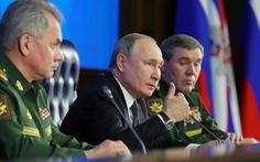 Nga đưa tên lửa siêu vượt âm vào trực chiến, tuyên bố cho Mỹ 'hít khói'