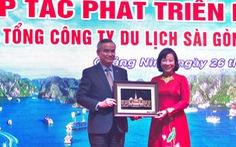 Saigontourist Group ký kết hợp tác phát triển du lịch Quảng Ninh