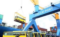 Xuất khẩu xe buýt thương hiệu Việt sang Philippines