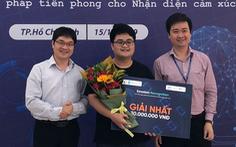Cán bộ ĐH Duy Tân giành giải nhất cuộc thi ERC2019