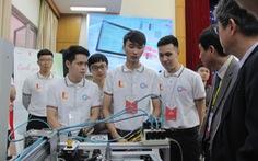 Máy lấy tơ sen đầu tiên tại Việt Nam đoạt giải nhất sáng tạo trẻ