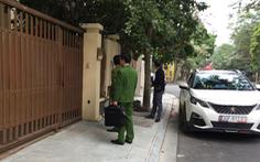 Khám xét nhà chánh văn phòng Thành ủy Hà Nội Nguyễn Văn Tứ