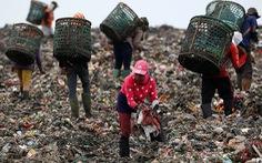 Đông Nam Á cùng Trung Quốc gây ô nhiễm nhựa nhiều nhất cho đại dương