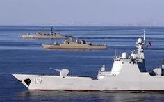 Iran thề bắn hạ máy bay dám do thám cuộc tập trận Nga - Trung - Iran