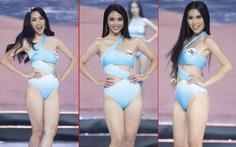 45 thí sinh Hoa hậu Hoàn vũ Việt Nam 2019 nóng bỏng trình diễn bikini