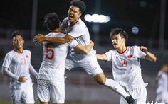 Hai bạn đọc đoán đúng đội hình ra sân của U22 Việt Nam trước Singapore