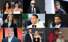 Showbiz thế giới một năm nhìn lại: Ai giàu nhất, ai ly hôn và ai đi... tù?