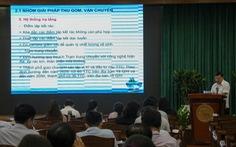 TP.HCM nghiên cứu giảm 50% học phí cho con người thu gom rác