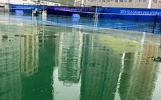 Quần vợt SEA Games bị hoãn 4 lần vì trời mưa bão