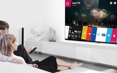 Tivi thông minh có thể bị hack để theo dõi cảnh sinh hoạt vợ chồng