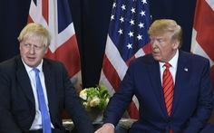 Ông Trump thăm Anh, chủ nhà hồi hộp sợ 'bỗng dưng mang vạ'