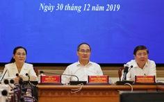 TP.HCM đề nghị tăng tỉ lệ điều tiết ngân sách, cho xây trung tâm tài chính