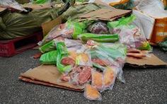 MM Mega Market khẳng định 'không liên quan' 5 tấn lưỡi vịt, trứng non... bốc mùi