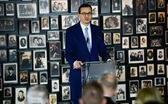 Thủ tướng Ba Lan tố Tổng thống Putin 'nói dối' về Thế chiến 2