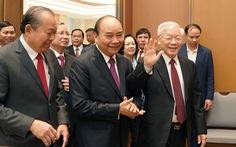 'Mây đen phủ lên toàn cầu nhưng mặt trời vẫn đang tỏa sáng ở Việt Nam'
