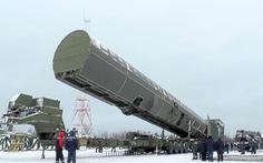 'Bảo bối' Avangard của Nga