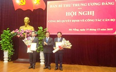 Ông Nguyễn Văn Quảng làm phó bí thư thường trực Thành ủy Đà Nẵng