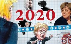 6 điểm nóng toàn cầu năm 2020