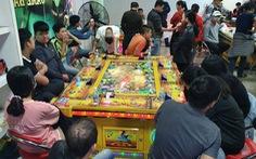 Phát hiện cơ sở game bắn cá tổ chức đánh bạc, thu hút con bạc là thiếu niên