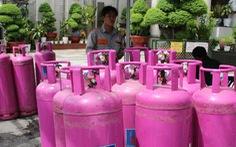 Giá gas tiếp tục tăng nhẹ thêm 2.000 đồng bình 12kg