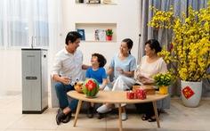 Lâm Vỹ Dạ ăn tết: ít và chất - sạch an tâm