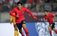 Hàn Quốc vắng ngôi sao sáng nhất ở VCK U23 châu Á 2020