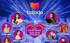 Đại Nhạc Hội Lazada Countdown 2020 – Sự kiện lớn dịp Tết Dương lịch