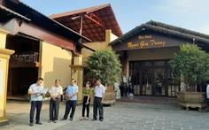 Chủ resort Gia Trang lại vi phạm xây dựng, lấn rạch gần 3.000m2