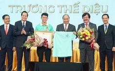 'Học nghề, giành huy chương bạc thế giới chỉ là thành công nhỏ đầu đời'