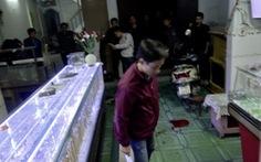 Kẻ cướp tiệm vàng ở Bình Định nghiện ma túy, rối loạn tâm thần