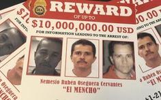 Băng đảng khét tiếng tàn ác nhất của trùm ma túy 'El Mencho'