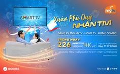MyTV tung khuyến mại khủng với trị giá lên đến 3 tỉ đồng
