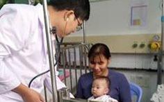 Điều trị thành công cho trẻ bị rối loạn nhịp tim nhỏ ký nhất