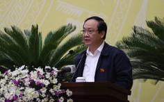 Hà Nội sẽ có một tiêu chuẩn nước sạch, không phân biệt nước sạch đô thị - nước hợp vệ sinh