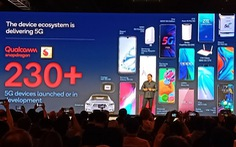 Nhiều hãng điện thoại tuyên bố ra mắt smartphone 5G ngay đầu năm 2020