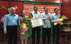 Bộ Nông nghiệp tặng bằng khen cho 'cha đẻ' gạo ngon nhất thế giới