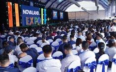 Tưng bừng khai mạc triển lãm BĐS Novaland Expo 12-2019