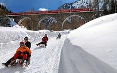 Đến Thụy Sĩ ngắm thiên đường tuyết trắng từ 19.900.000 đồng