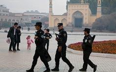 Trung Quốc triệu quan chức sứ quán Mỹ tới phản đối dự luật về người Duy Ngô Nhĩ
