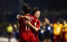 Thắng Myanmar, nữ Việt Nam vượt qua vòng loại thứ 3 Olympic 2020
