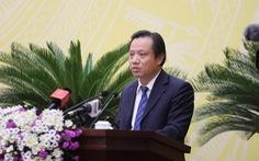 Hướng dẫn quy hoạch như 'ma trận', giám đốc Sở Quy hoạch - kiến trúc Hà Nội nhận lỗi