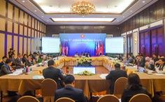 Diễn đàn biển AMF-9 nhóm họp tại Đà Nẵng